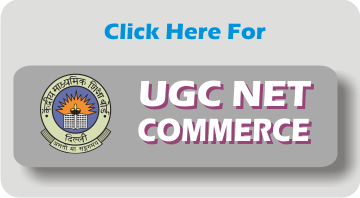 UGC NET Commerce