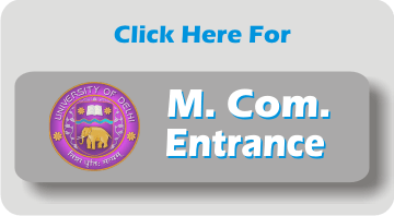 M.Com Entrance Coaching Institute